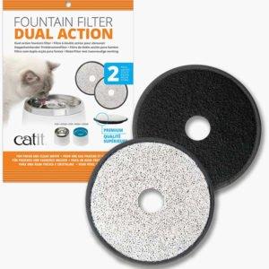 Cat it filter Premium 2-pack